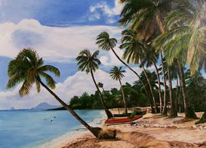 Anse Figuier - Martinique