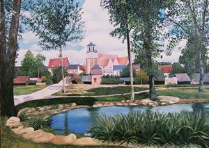 Brou und sein Garten
